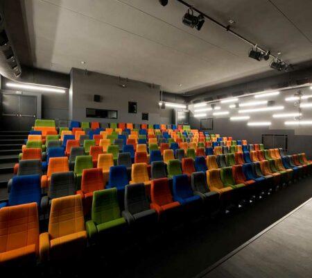 Filmové projekce – říjen 2021