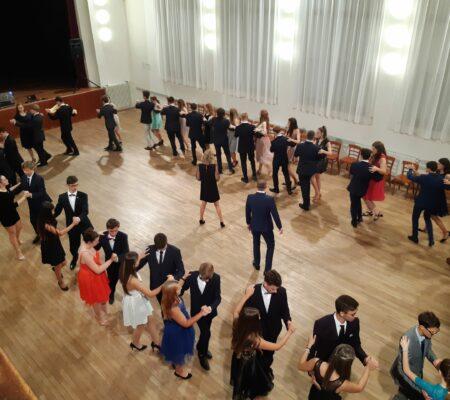 Taneční kurz 2021 zahájen